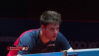 【Video】OVTCHAROV Dimitrij VS ARUNA Quadri, 2017 Seamaster 2017  Asarel Bulgaria Open semifinal