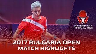 【Video】MIYU Maeda VS EKHOLM Matilda, 2017 Seamaster 2017  Asarel Bulgaria Open best 32