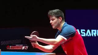 【Video】OVTCHAROV Dimitrij VS KENTA Matsudaira, 2017 Seamaster 2017  Asarel Bulgaria Open finals