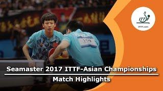 【Video】FAN Zhendong・LIN Gaoyuan VS FANG Bo・ZHOU Yu, 2017 ITTF-Asian Championships finals
