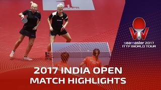 【Video】DOO Hoi Kem・LEE Ho Ching VS EKHOLM Matilda・POTA Georgina, 2017 Seamaster 2017 India Open finals
