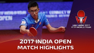 【Video】LAM Siu Hang VS ASUKA Sakai, 2017 Seamaster 2017 India Open finals