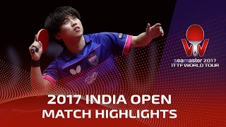 【Video】AKKUZU Can VS ASUKA Sakai 2017 Seamaster 2017 India Open