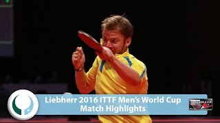 【Video】GERELL Par VS ARUNA Quadri LIEBHERR 2016 Men's World Cup