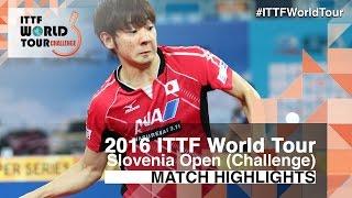 【Video】ASUKA Machi VS KOZUL Deni 2016 Slovenia Open