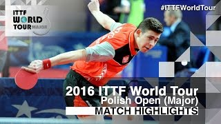 【Video】MURAWSKI  Michal VS KENTA Tazoe 2016 Polish Open
