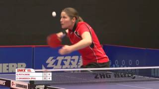 【Video】POTA Georgina VS GRUNDISCH Carole, 2016 Swiss Open semifinal