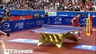 【Video】MATSUDAIRA Kenta VS NIWA Koki, 2013  Harmony Open quarter finals