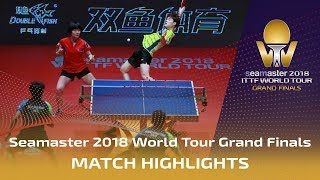 【Video】WONG Chun Ting・DOO Hoi Kem VS JANG Woojin・CHA Hyo Sim, 2018 World Tour Grand Finals finals