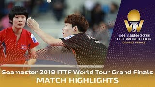 【Video】JANG Woojin・LIM Jonghoon VS LIAO Cheng-Ting・LIN Yun-Ju, 2018 World Tour Grand Finals quarter finals