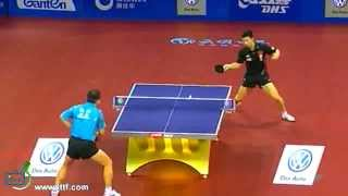 【Video】MA Long VS Ma Lin, Volkswagen 2011 China Open - ITTF Pro Tour  finals