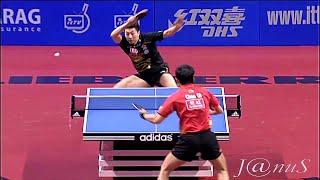 【Video】ChenQi VS MA Long, 2010 German Open - ITTF Pro Tour semifinal