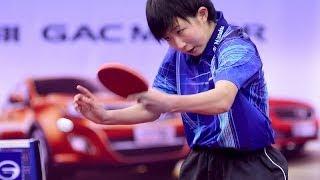 【Video】HINA Hayata VS MIYU Maeda, 2014  Chile Open  finals