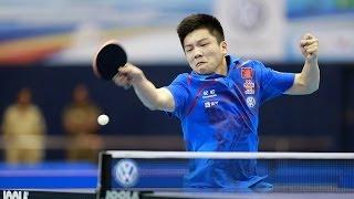 【Video】FAN Zhendong VS ZHOU Yu, 2013  Polish Open, Major Series finals
