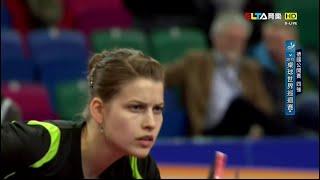 【Video】SOLJA Petrissa VS GU Ruochen, 2015  German Open  semifinal