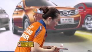 【Video】YANG Haeun VS LI Jie, 2014  Korea Open  quarter finals