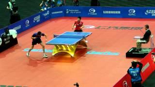 【Video】JUN Mizutani VS Adrien Mattenet, LIEBHERR 2011 Men's World Cup