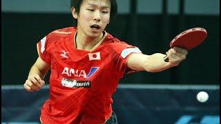 【Video】JUN Mizutani VS KOKI Niwa, 2014  Airports of Regions Russian Open  semifinal