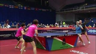 【Video】CHEN Xingtong・LI Jiayi VS EKHOLM Matilda・POTA Georgina, 2017 Seamaster 2017 Hungarian Open finals