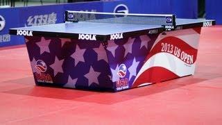 【Video】YANG Ce VS WANG Eugene, 2013  US Open, Americas Challenge Series finals