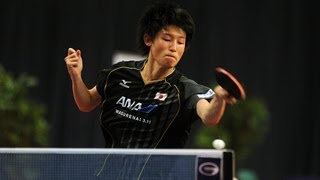 【Video】KOHEI Sambe VS YUTO Higashi, 2013  Belarus Open, Euro Africa Challenge Series finals
