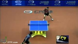 【Video】KAII Yoshida VS MA Liang, 2013  China Open, Super Series