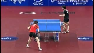 【Video】HIRANO Sayaka VS LI Xiaoxia, 2012  KRA Korea Open quarter finals