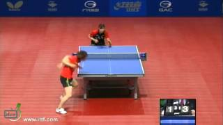 【Video】MEGUMI Abe VS CHEN Meng, 2012  Koltsovo Russia Open best 16