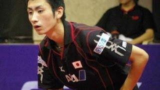 【Video】JIN Ueda VS YU Ziyang, 2014  Japan Open  best 16