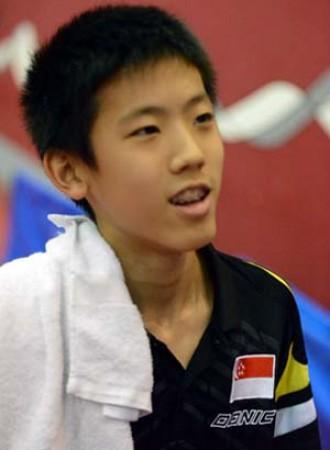 LYE Jun Wei Bradley