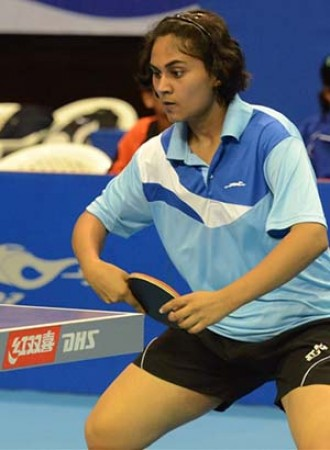 The Matches Result Of Mendoza Monica And Pathak Aishwarya