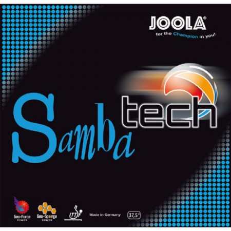 Joola Joola Samba Tech Reviews Tabletennis Reference