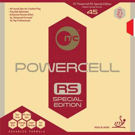 ITC POWERCELL RS 45 SPECIAL EDITION