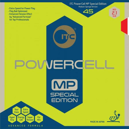 ITC POWERCELL MP 45 SPECIAL EDITION