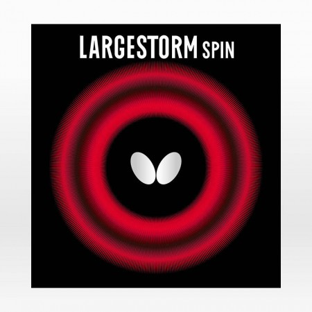 Large Storm spin