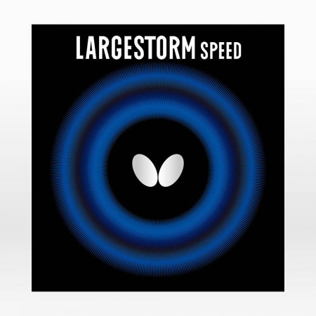 Large Storm Speed